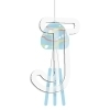 Glass wind-bell